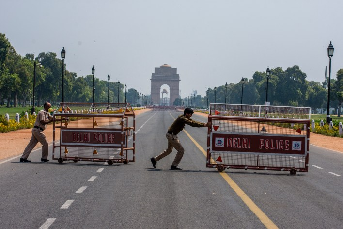 india goes under total lockdown amid coronavirus outbreak | time