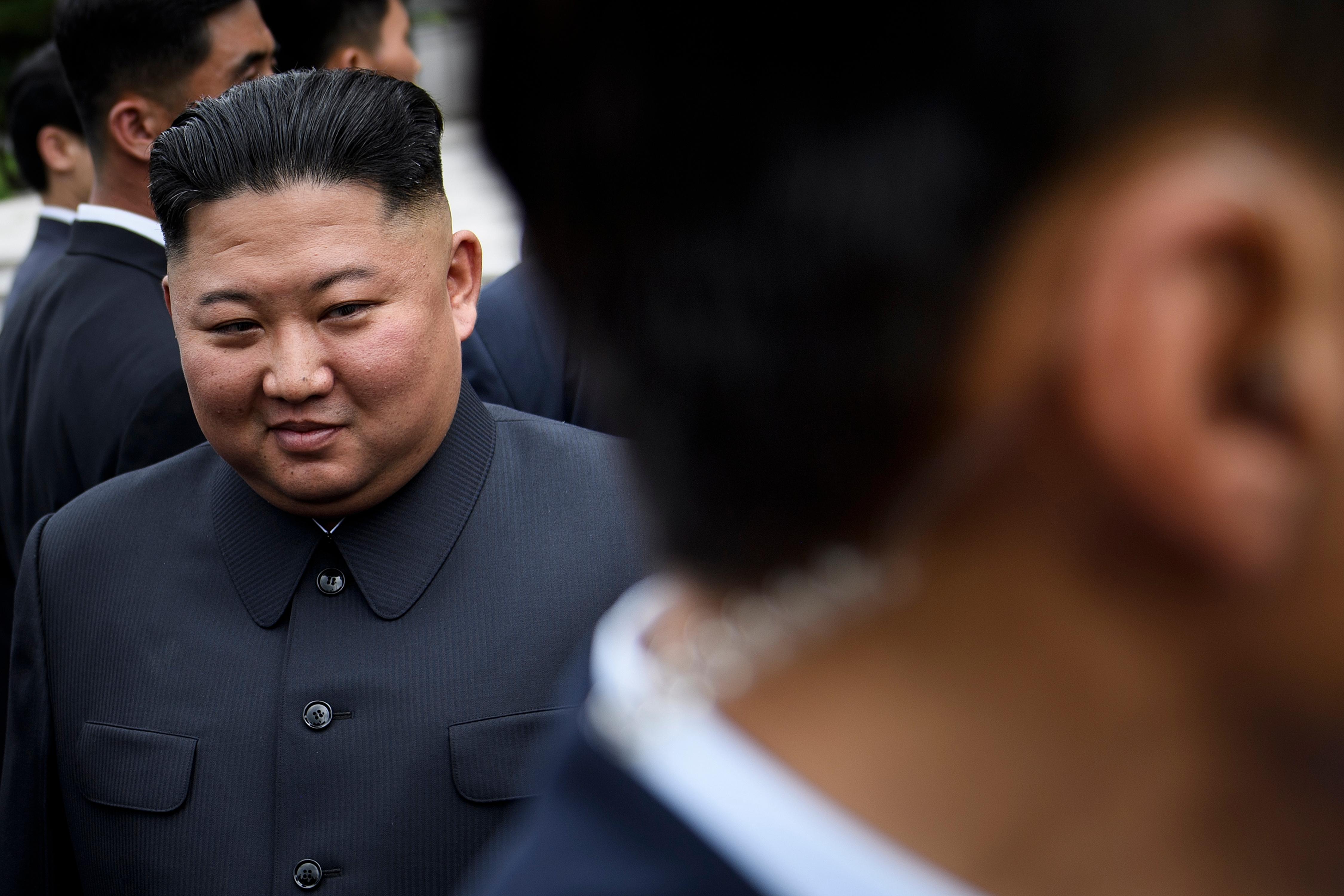 Kim Jong Un Expresses Condolences Over Outbreak in S. Korea | Time