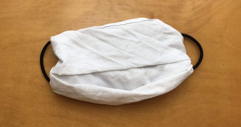 topeng dari kain bandana
