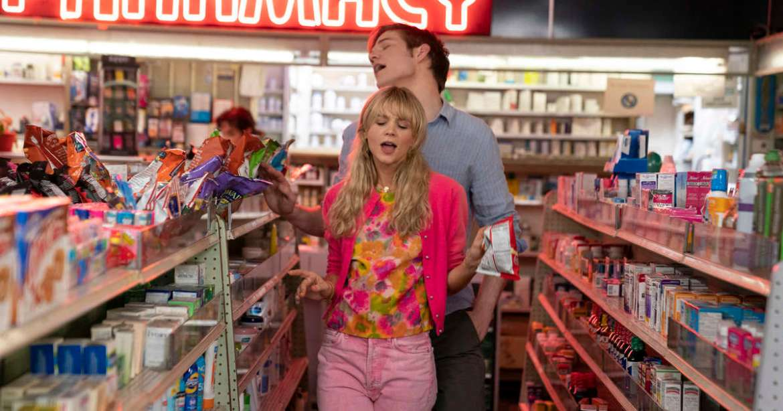 Carey Mulligan and Bo Burnham in Promising Young Woman