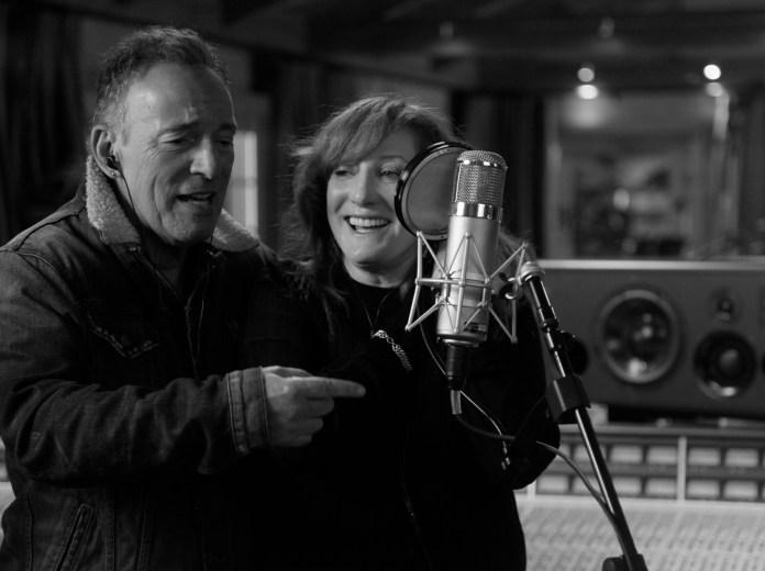 Springsteen and Scialfa