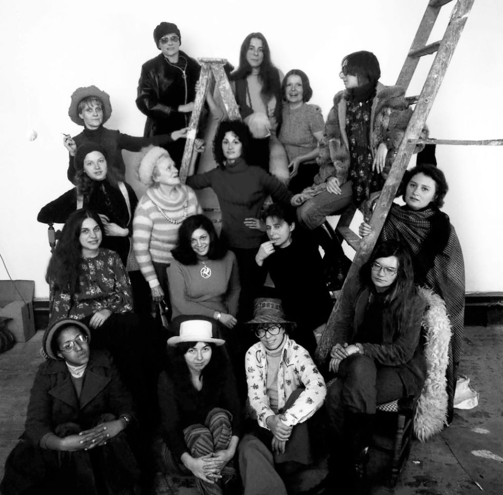 A.I.R. Gallery Founding Members