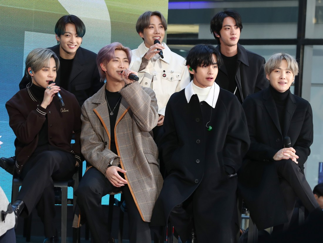 Korean Band BTS Is U.S Most Tweeted About Musicians For The Fourth Time