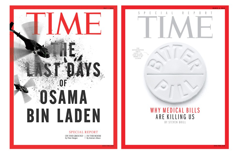 Sean Freeman Time Covers