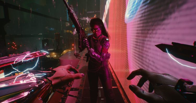 Cyberpunk 2077 sees its official launch delayed to November