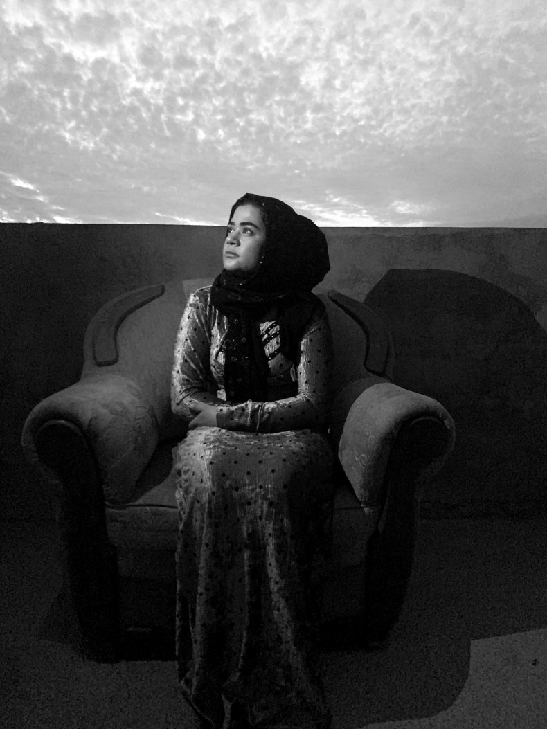 From a displaced-persons camp in northern Iraq, Shaimaa became an empowering role model against the patriarchal traditions that yoke girls and women.
