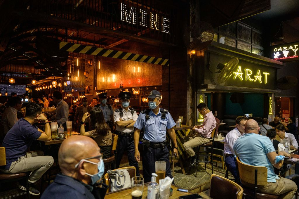 Hong Kong Reopens Bars, but Only If You're Vaccinated. Will That Boost Lackluster Immunization Rates?, Swahili Post