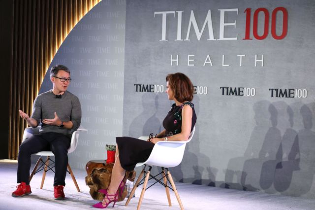 James Park TIME 100 Health Summit