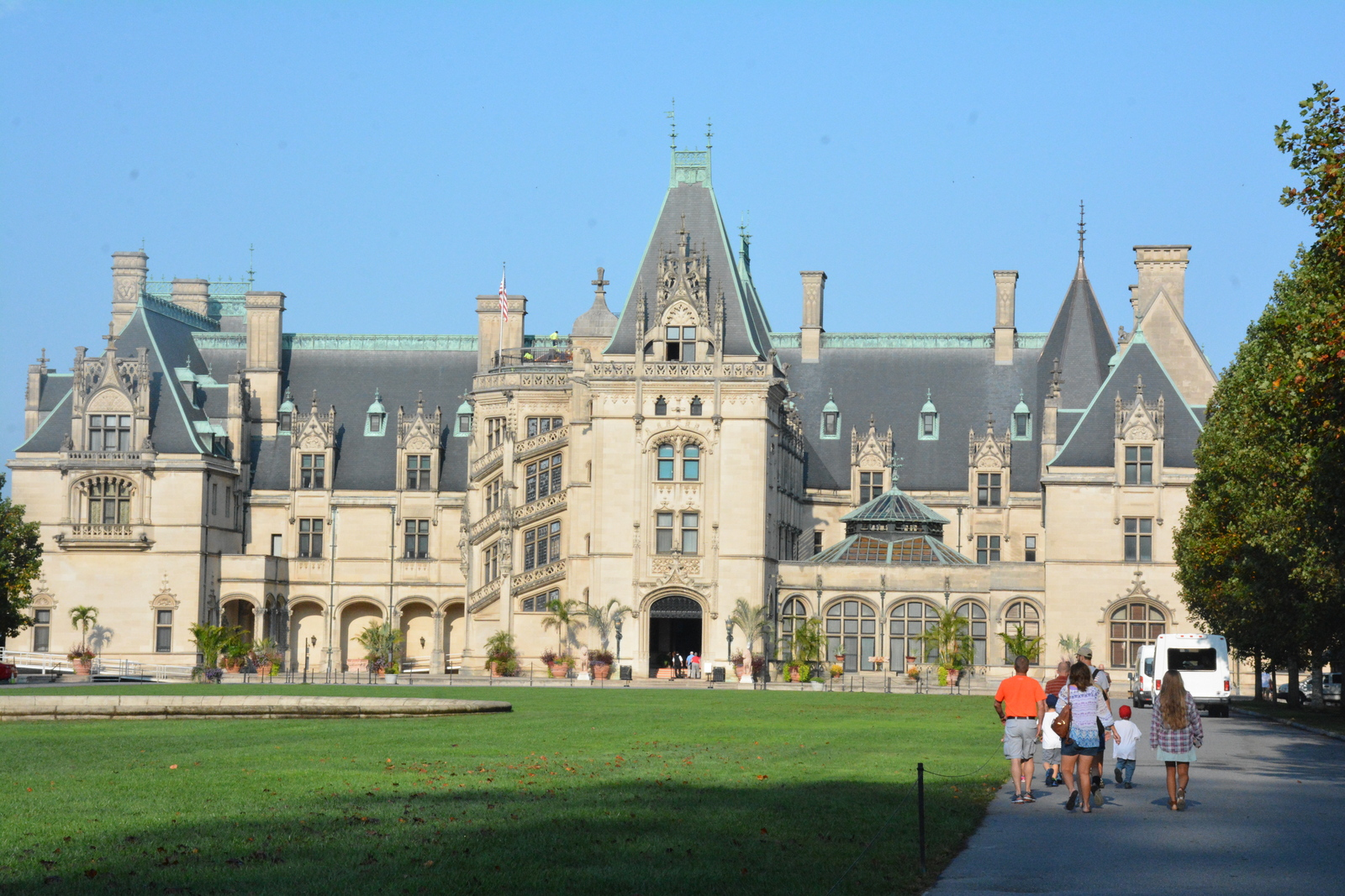 Biltmore Estate In Asheville Nc - Kid-friendly Activities