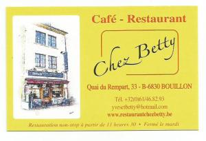 Chez Betty