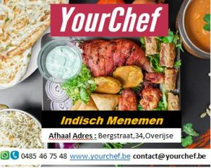 YourChef - Indian Curries & Kebabs