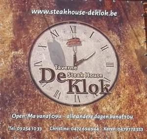 Steakhouse taverne de klok