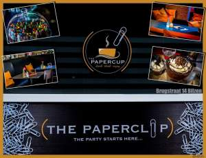 PAPERCUP/PAPERCLIP