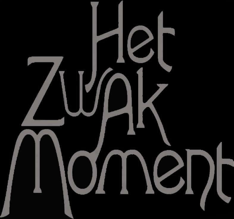 Het Zwak Moment