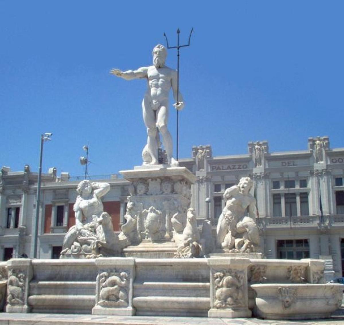 Fontana Del Nettuno Messina