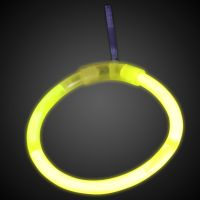 Glow Hoop Earrings - 6 Per Unit
