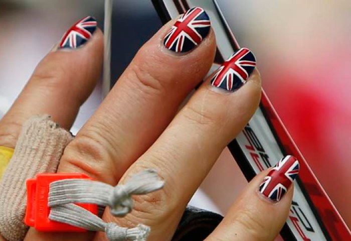 Los Juegos Olímpicos Y El Nail Art