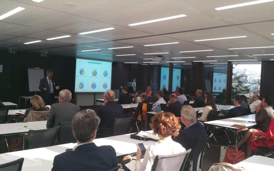 Conférence sur l'administrateur indépendant, Genève, 24 mai 2018