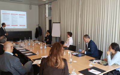 Roundtable on Organisation and Management Procedures, Lausanne, 14 May 2019
