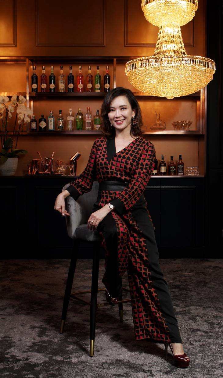 Koh Mei Lee, the CEO of GSC