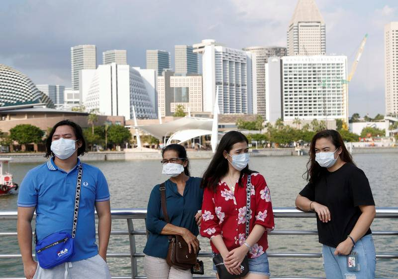 Singapore strengthens measures to prevent spreading of novel ...
