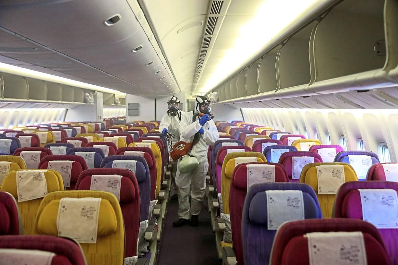 Airlines suspend China flights over coronavirus | The Star