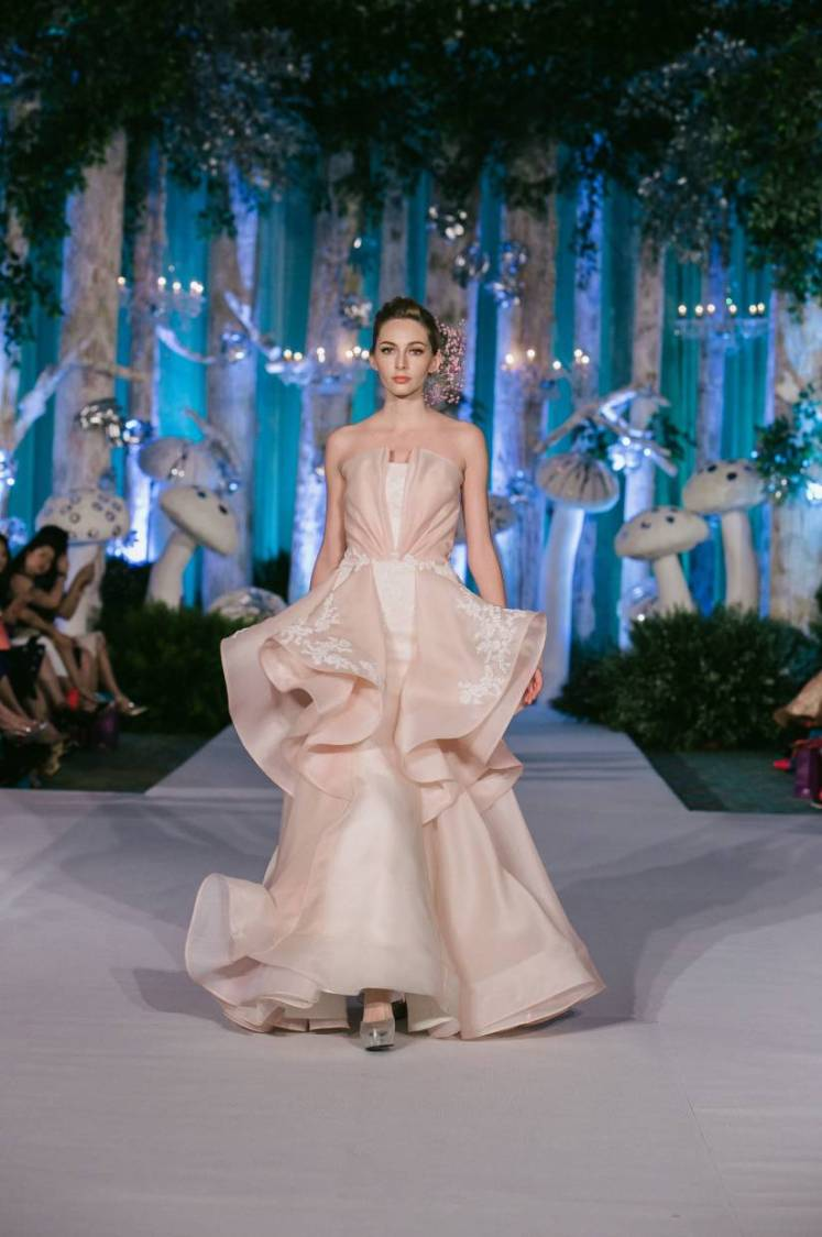 Whether he is a fashion designer, lecturer, couturier or entrepreneur, Ong has blazed the trail in the Malaysian fashion industry by turning his passion into a lifetime career.