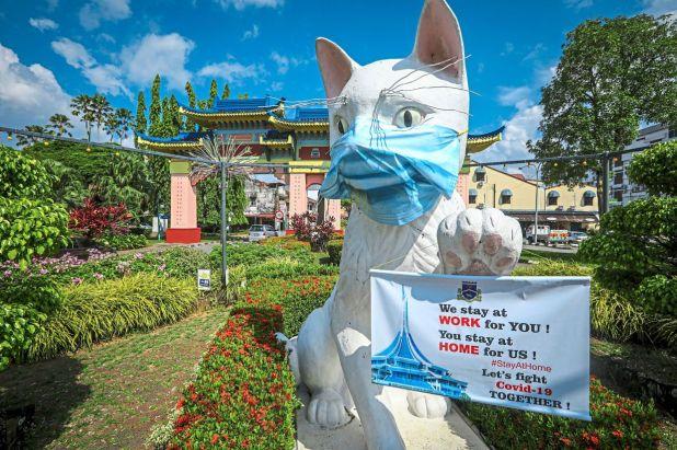 由于Covid-19,砂拉越的游客人数下降了52%。