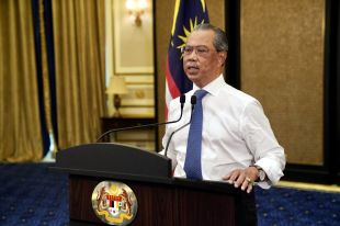 Muhyiddin will deliver the address in the special aid package on Monday, January 18 at 16:00.