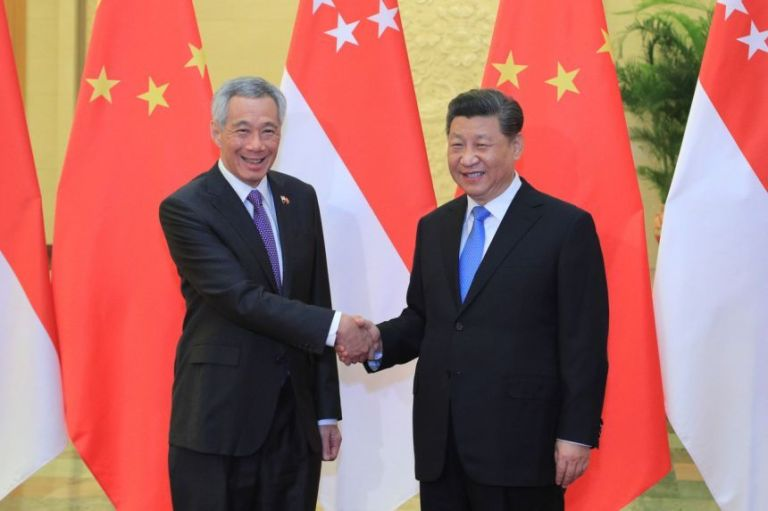 Watch Singapore's PM Lee and China's President Xi focus on boosting financial restoration collectively – Google Singapore News