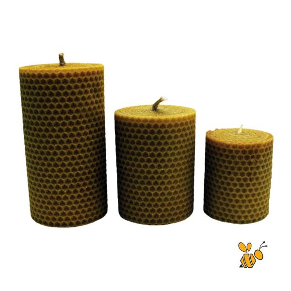 candele-arrotolate