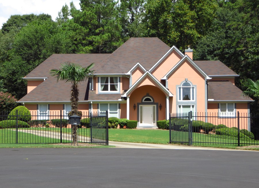 Milton Georgia Estate Home