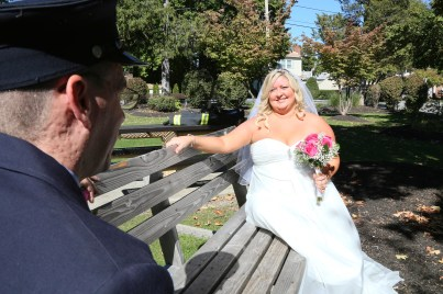 #justmarried, #njwedding, #apicturesquememoryphotography, #weddings, #firefighterwedding, #pomptonlakesnjwedding, #njweddingphotography, weddingphotographer, #brideandgroom