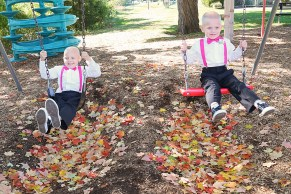 #weddingphotos, #njwedding, #ringbearer, #playgroundswings