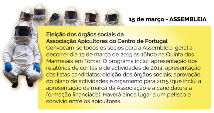 Assembleia Eleitoral- 15 de Março