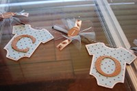 using your cricut for baby showers