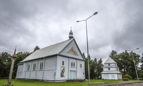 Rumšiškių Šv. Arkangelo Mykolo bažnyčia