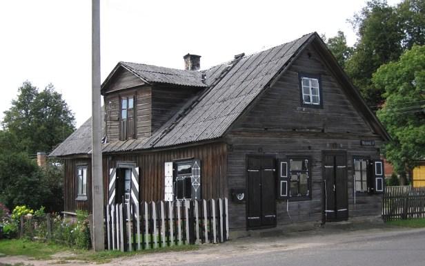 Aludininko namas