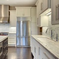 +37 Know What An Old Pro Thinks About White Kitchen Cabinets With Granite Countertops Quartz Counter 4