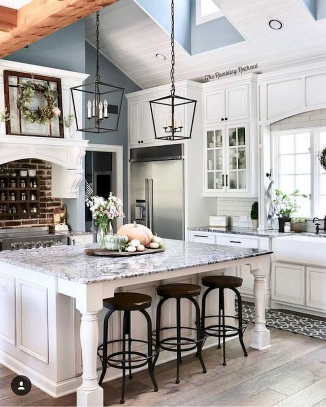 30 Productive Tips For Modern Farmhouse Kitchen Decor Ideas That You