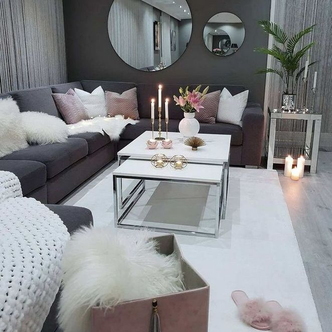18 outrageous grey and pink living room ideas decor tips
