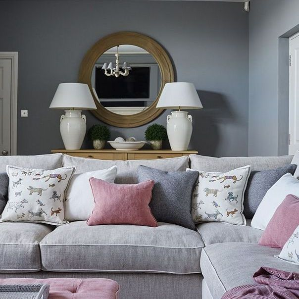 18 Gorgeous Grey Living Room Ideas: +18 Outrageous Grey And Pink Living Room Ideas Decor Tips