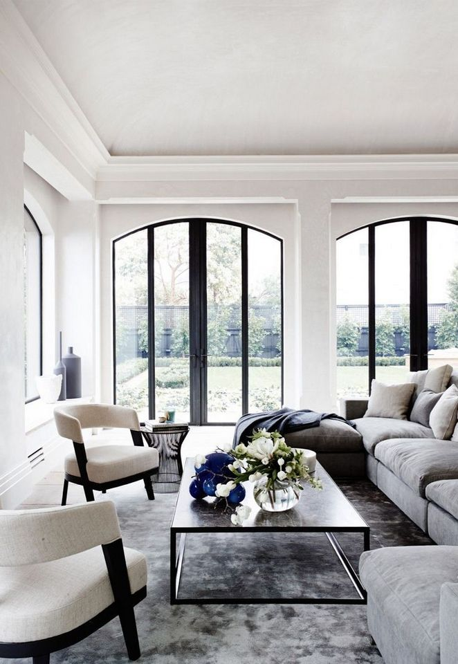 33+ The Truth About Modern Chic Living Room Apartments Interior ...