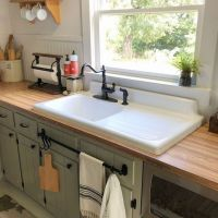 +33 What You Don't Know About Kitchen Sink Ideas Farmhouse Decor 55