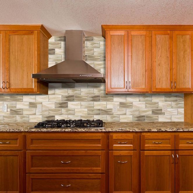 38 The Run Down On Kitchen Backsplash Ideas With Dark Cabinets Subway Tiles Revealed Apikhome Com