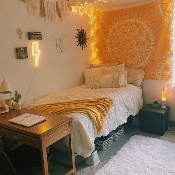26+ The Most Ignored Fact About Room Ideas Tumblr Aesthetic Yellow ...