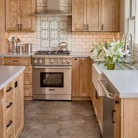 28+ Light Wood Kitchen Cabinets Modern Secrets That No One Else Knows About 32