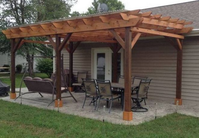 33 The Pergola Patio Design Ideas Chronicles 9 Apikhome Com