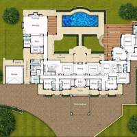 +36 Unanswered Issues With Modern Mansion Floor Plan Luxury Revealed 68