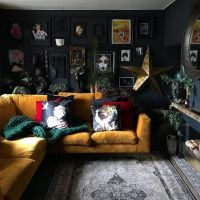 38+ What You Can Do About Dark Living Room Paint Ideas 143